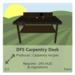 DFS Carpentry Desk