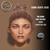 Dream - Ciara Bento Head 2
