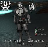 [Echelon] // Alorian Armor Set