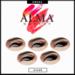 ALMA Makeup - All Blacks - Omega