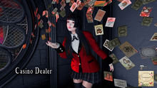 ***Ambrosia***Casino Dealer[black] ~Maitreya