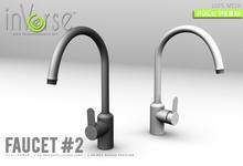 Faucet #2 MESH full permission