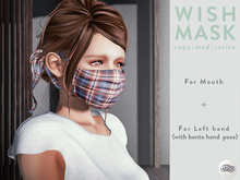 ASO! Wish Mask (hope)