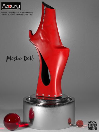 AZOURY - Plastic Doll