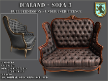 Icaland - Sofa 3