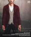 [Deadwool] Jesse jacket - crimson