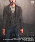 [Deadwool] Jesse jacket - mud