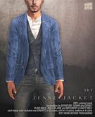 [Deadwool] Jesse jacket - sky
