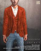 [Deadwool] Jesse jacket - tangerine