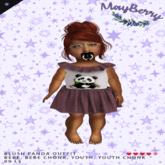 {MB} Blush Panda Dress [rez or add-me]