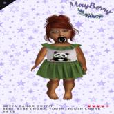 {MB} Green Panda Dress [rez or add-me]
