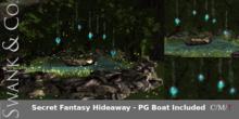 Swank & Co. Secret Fantasy Hideaway PG (Box)