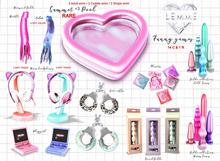 LEMME...Love cuffs (Animal print)