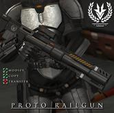 [Echelon] // Proto Railgun