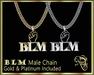 RJ BLM Male Chain Boxed