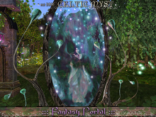 ❃Fantasy Forest Collection: ☆.•:*´ Magic(Tele)Portal and StepStones