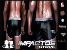 IMPACT- BLACKShorts Aesthetic/LEGACY/BELLEZA/SIGNATURE/SLIN