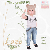 ~Lazo - Terry BLM Outfit