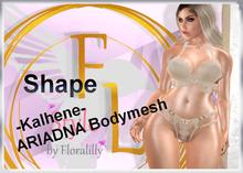 ==FLSTYLE== Shape for Maitreya/Kalhene body bento BOM