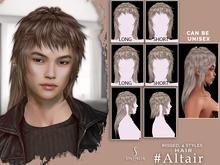 Sintiklia - Hair Altair - Reds