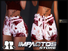 IMPACT- GIFT  SHORT floral