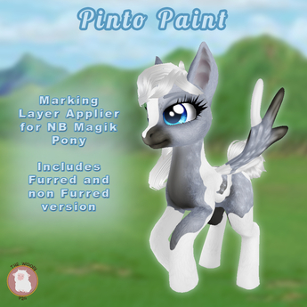 [WP] Pinto Paint Patch for Magik Pony