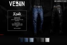 [VEX] Kzubi Jeans Fatpack