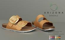 Ohemo - Arizona sandals - FATPACK (add me)