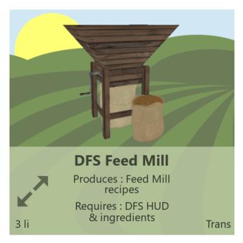 DFS Feed Mill