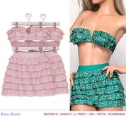 .Safira. Kyra Outfit Blush