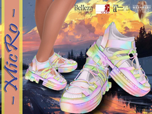 - MicRo - Sneakers  Rainbow