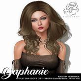 !!Firelight!! Daphanie Browns Limited Edition Gift Hair