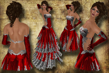 *Inspirations* by Inga - Crimson Shimmer