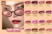 Jack Spoon . glitter gloss (Lelutka Evolution)