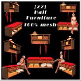 [zz] Hall furniture mesh 5li C/M