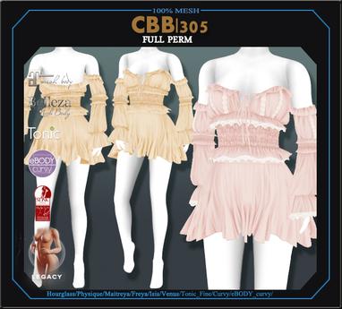 CBB-305 Full Perm