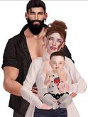 SP Bento pose Family
