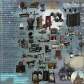 37 -DRD- Mystic Bastion - Dining Table (Box)
