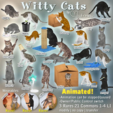 Mutresse-Lazy-Witty Cats