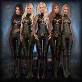 FDD *Huntress* Maitreya - Set UltraRARE