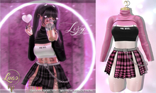 Luas Lizy Pink
