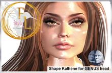==FLSTYLE== SHAPE Maitreya/Kalhene for GENUS Head BoM