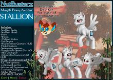 {NB} Magik Pony STALLION Avatar