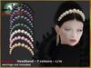 Bliensen + MaiTai - Margalo - Headband - 7 colours