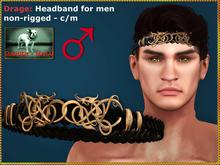 Bliensen + MaiTai - Drage - Headband M