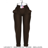 "Elegance Boutique -Pants - Brown - "" Ciann"" - Legacy / Maitreya /Slink / Belleza"
