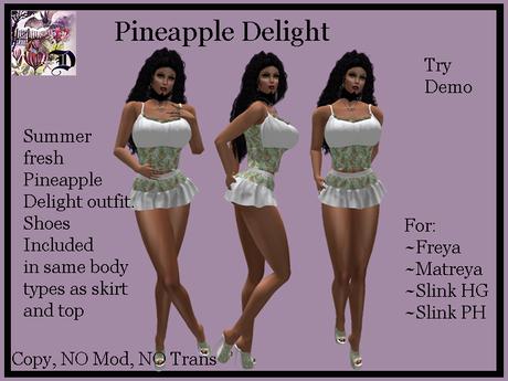 Pineapple Delight (ADD ME)