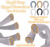 Snode - Magik Pony Horseshoes