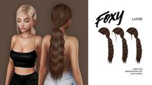 Foxy - Lucid Hair (Blond)