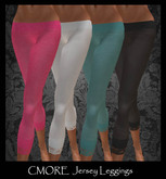 CMORE - Jersey Leggings